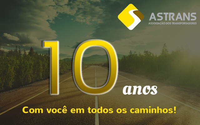ASTRANS 10 Anos